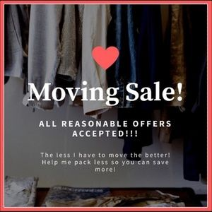 Other - MOVING SALE !! ❤